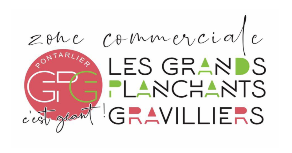 Pontarlier, zone commerciale les Grands Planchants